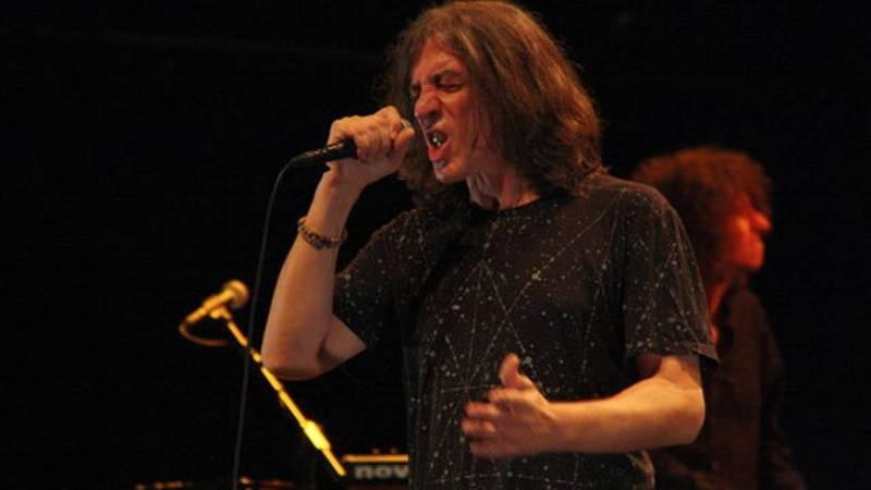 Gerard Quintana, cantant de Sopa de Cabra