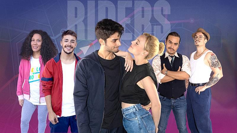 El 12 de mayo llega 'Riders': así puedes vivir el estreno con sus protagonistas