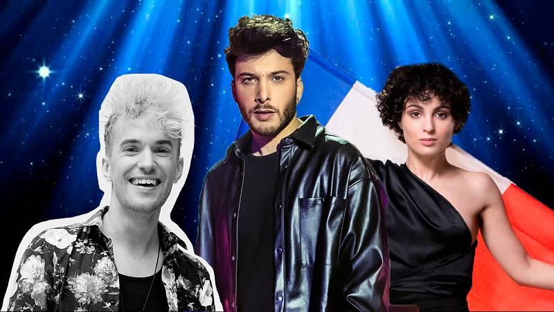 """Vota por tus canciones favoritas de la """"final"""" de Eurovisión 2021"""