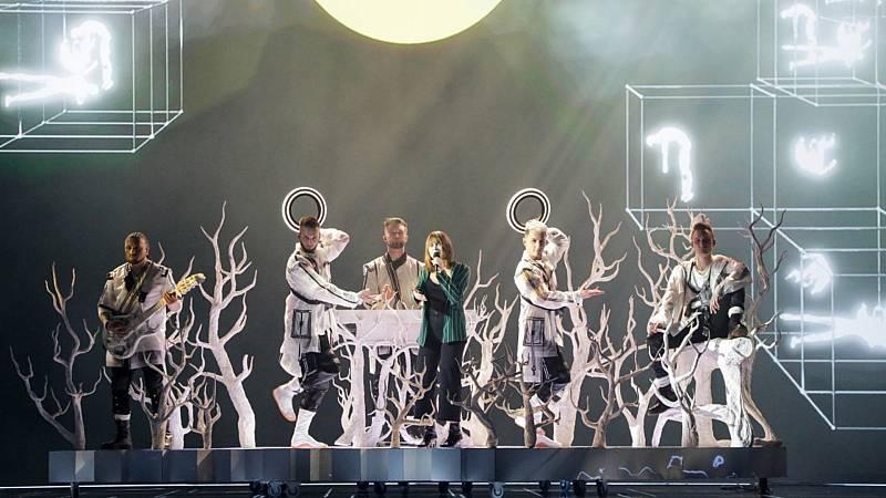 Kateryna, de los Go_A de Ucrania, activa el protocolo Covid y no ensaya en la quinta jornada de Eurovisión 2021