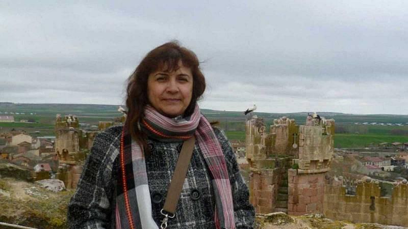 Juana Ruiz Sánchez es coordinadora de proyectos en la ONG palestina Comités de Trabajo para la Salud