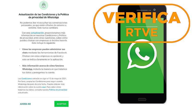 Te explicamos las novedades de WhatsApp desde el 15 de mayo