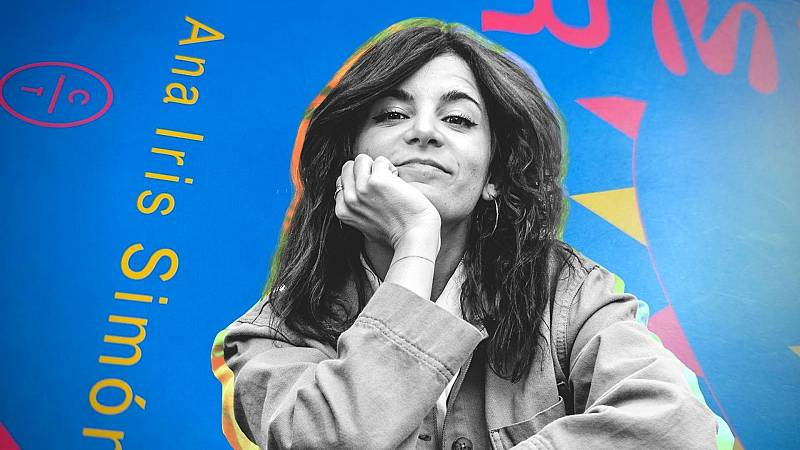 Ana Iris Simón, autora de 'Feria' en una charla con RTVE.es