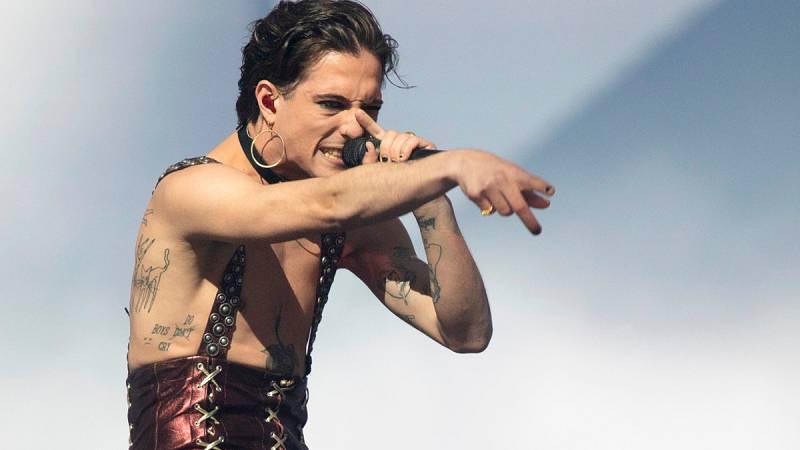 La banda italiana Måneskin 'sorpassa' a Barbara Pravi en el segundo ensayo de Big Five y Países Bajos