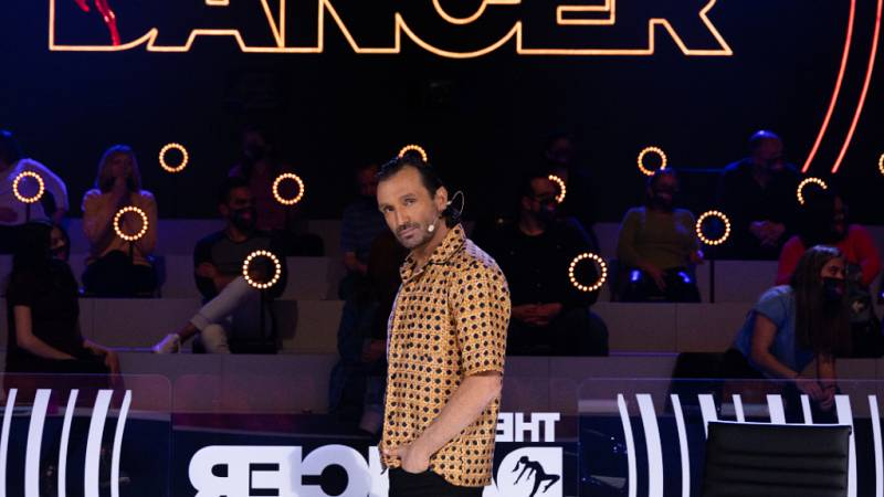 "Rafa Méndez en ""La decisión final"" en 'The Dancer'"