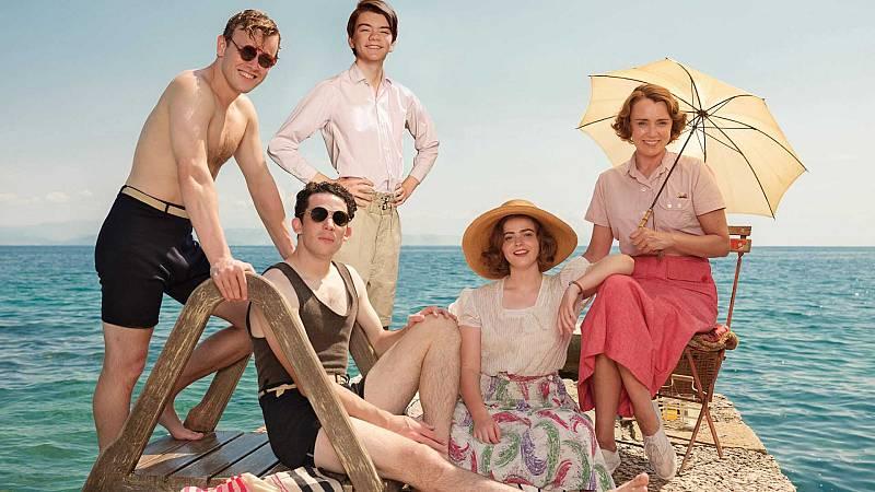 'Los Durrell', la serie del verano que se estrena en RTVE Play