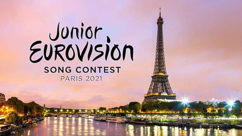 París es la ciudad anfitriona del Festival de Eurovisión Junior 2021.