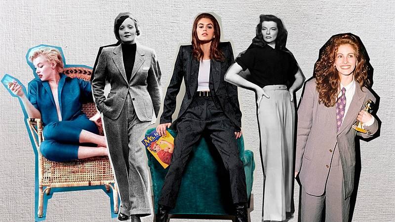 El regreso de los clásicos: el pantalón