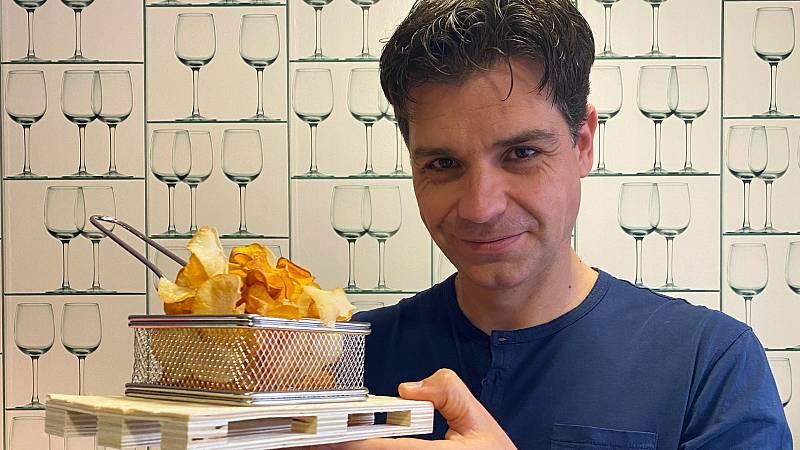 ¿Cómo hacer chips de verduras crujientes?