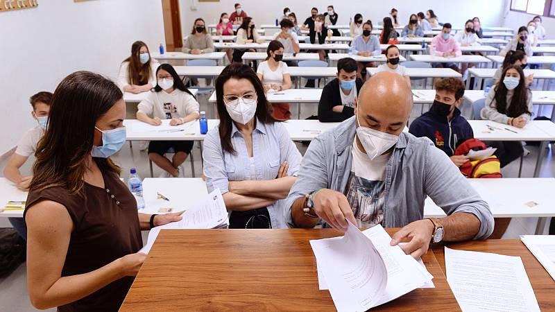 Las becas incluyen el importe de la matrícula del primer curso de Universidad