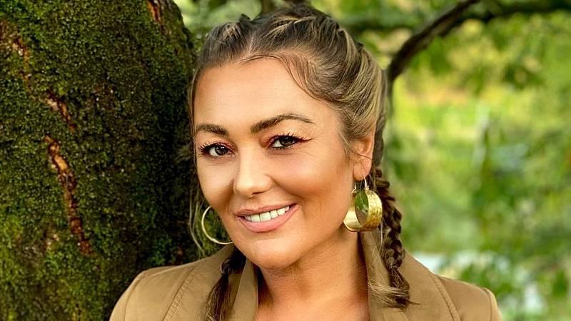 La cantante Amaia Montero