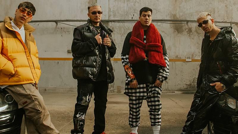 Duki se lanza al reguetón junto Bandido, Rei y Tiago PZK