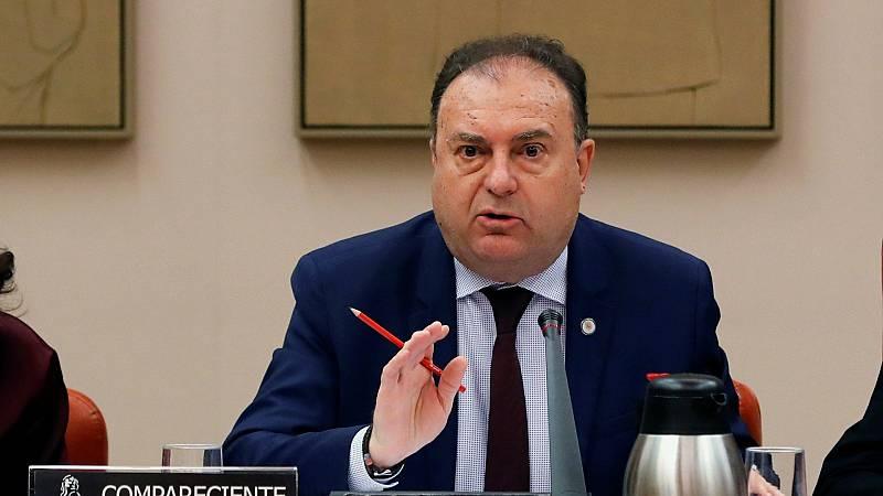 El exjefe de la Unidad de Delitos Económicos y Fiscales (UDEF) José Luis Olivera