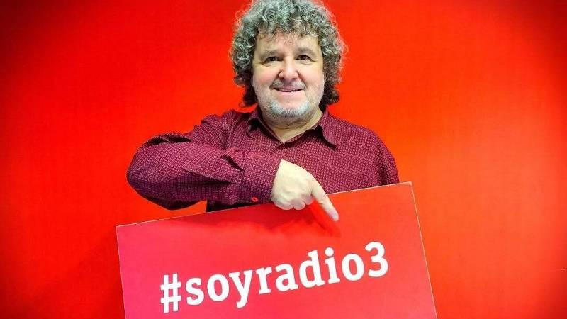 Julio Ruiz, de Radio 3, Premio de Honor Mario Pacheco