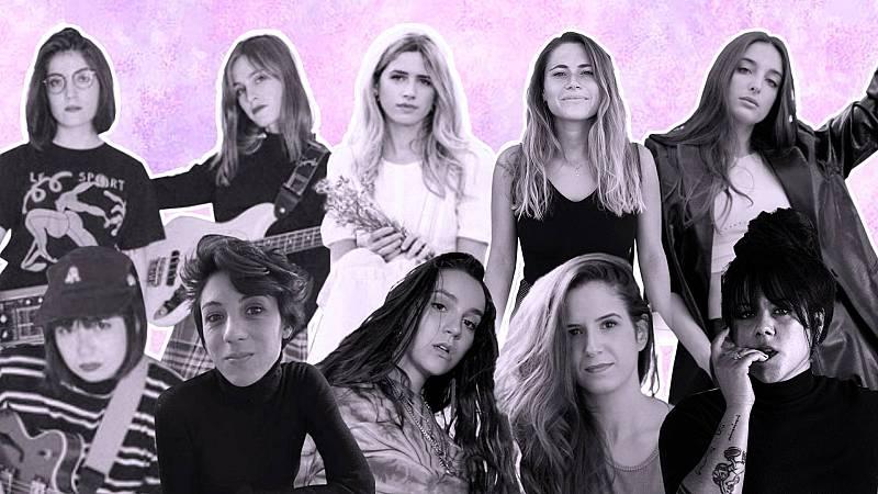 No solo en la comedia: así es el día a día de las mujeres en una industria cultural aún sexista
