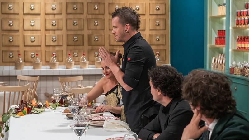 """Dabiz Muñoz: """"En MasterChef hay cocina de verdad"""""""