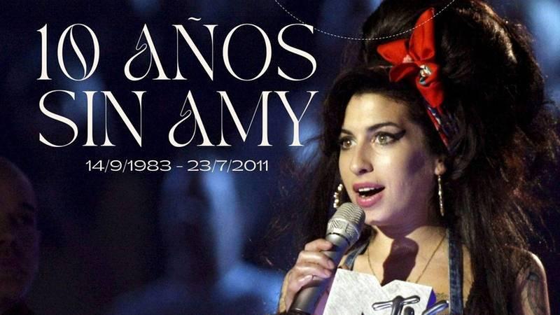 10 años sin amy