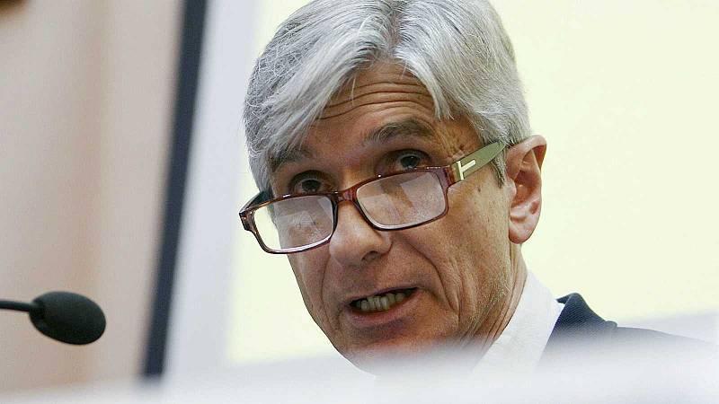 El conseller de Salut, Josep Maria Argimon, compareix en comissió parlamentària