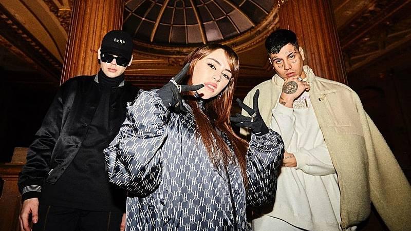 Nicki Nicole, Duki y Bizarrap