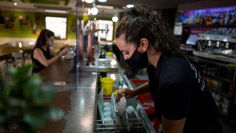 La taxa d'atur a Catalunya es redueix fins al 12,3% durant el segon trimestre