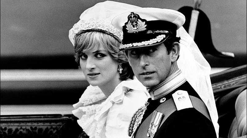 La boda del príncipe Carlos de Inglaterra y Diana de Gales
