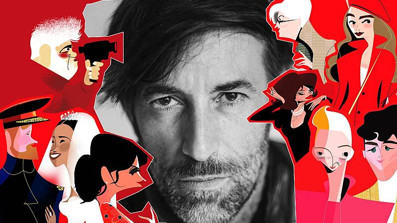 El ilustrador Jorge Arévalo ha retratado a todos los iconos de nuestro tiempo