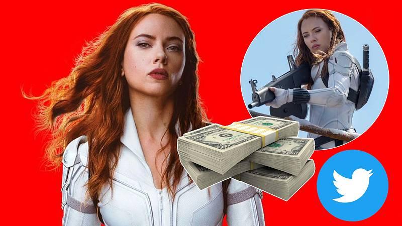 Scarlett Johansson y la demanda a Disney que está dando que hablar
