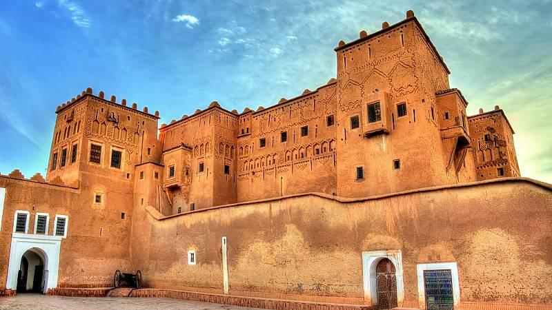 Imagen de la ciudad de Uarzazate