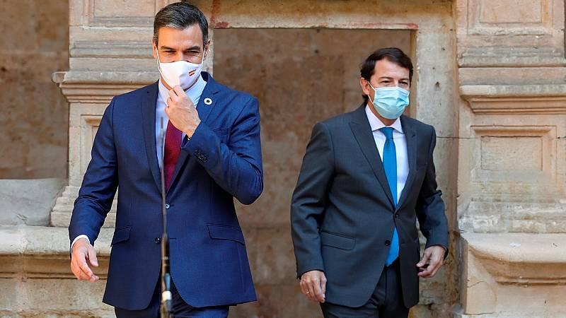 Sánchez cede a las autonomías el 55% de los fondos europeos de 2021 para mitigar las críticas