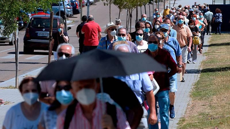¿A quién se vacuna ahora en España? Así avanza en cada comunidad