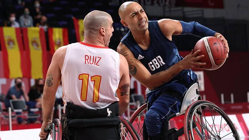 Tercer y cuarto puesto entre España y Gran Bretaña