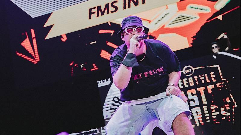 Rapder y Jaze descalificados y Mnak la estrella indiscutible: así ha sido el primer día de FMS Internacional