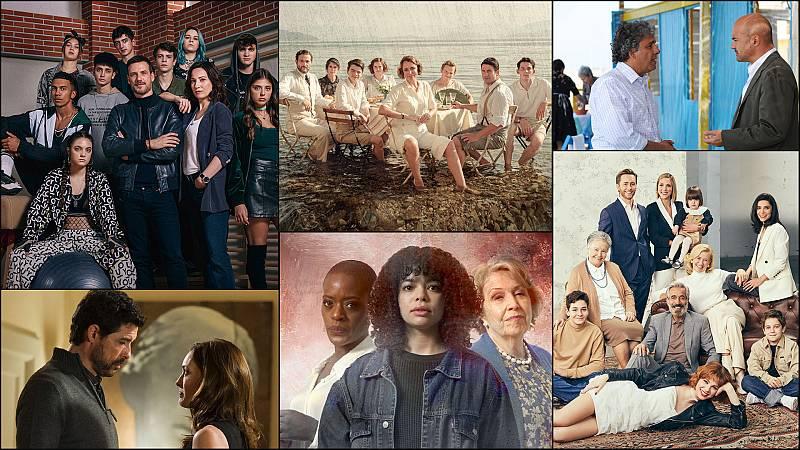 6 series que puedes ver gratis y online esta semana