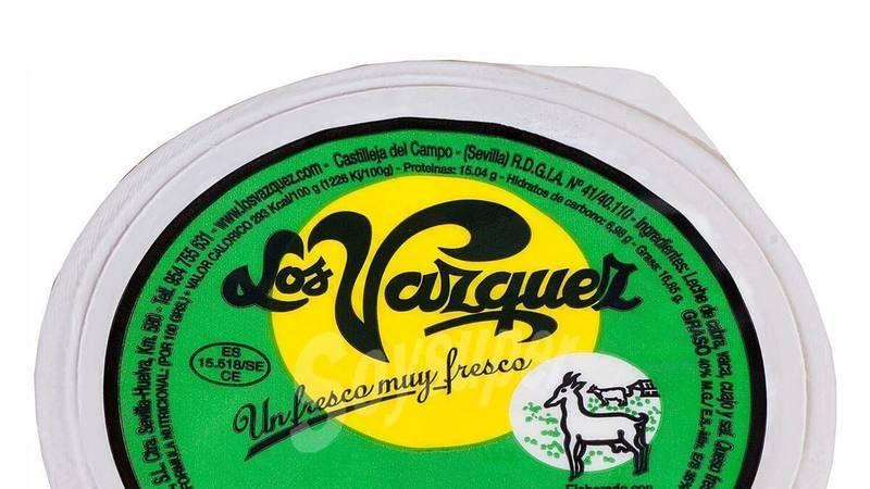 La listeria ha sido detectada en un lote de queso fresco de leche de cabra y vaca de la empresa Quesos Los Vázquez S.L.