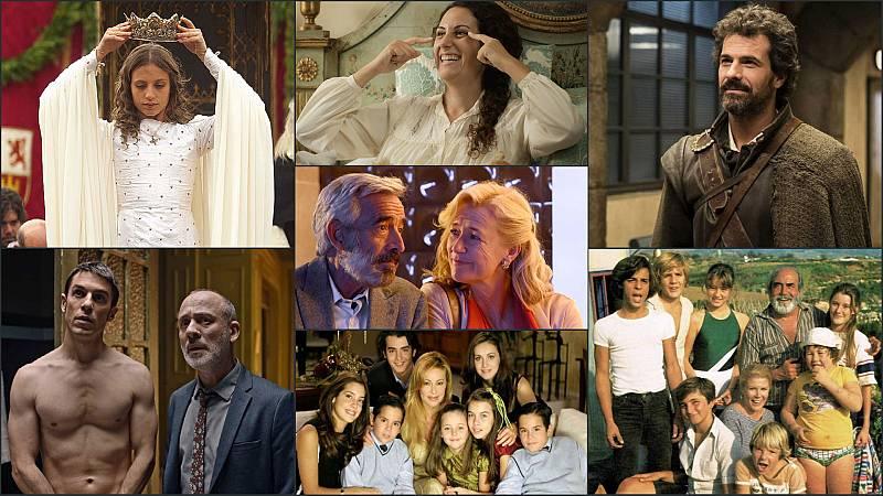 ¿Cuánto sabes de las series de TVE? ¡Juega con nuestro test!