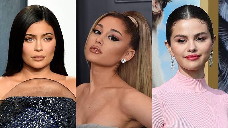 Kylie Jenner y Selena Gomez, entre las que más cobran por publicar en Instagram