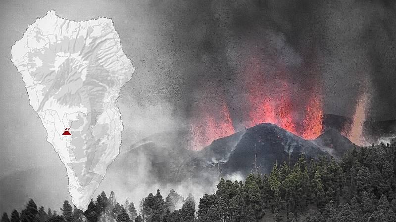 El despertar volcánico de La Palma, 50 años después