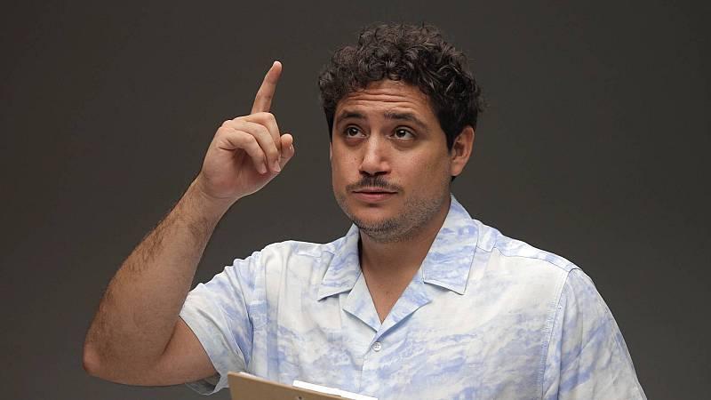 Darío Eme Hache en Gen Playz de literatura