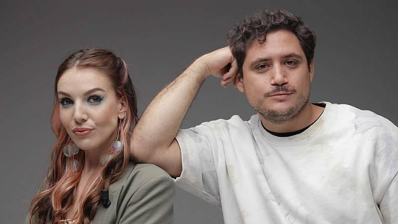 Inés y Darío en Gen Playz LGTBIfobia