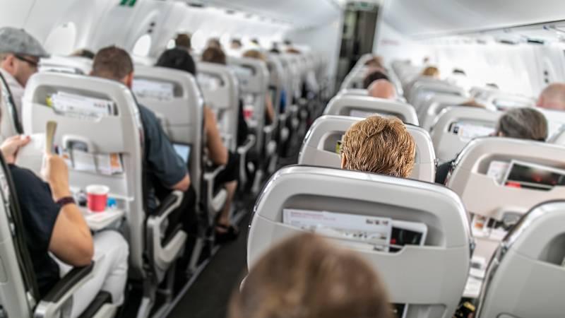 Iberia esla única compañía que conecta la Península con La Palma en vuelo directo.