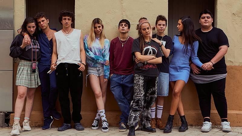 Los nuevos alumnos de la segunda temporada de HIT