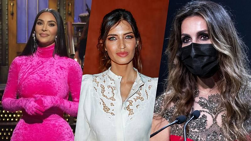 Kim Kardashian, Sara Carbonero o Paloma Cuevas, entre las famosas que deslumbran tras su separación