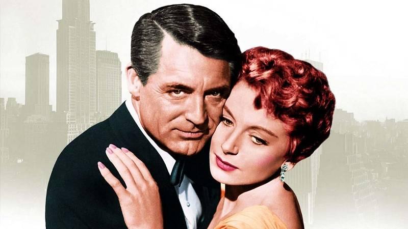 Deborah Kerr y Cary Grant en 'Tú y yo' (1957)