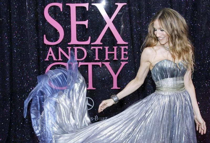 Estreno de 'Sexo en Nueva York'... En Nueva York