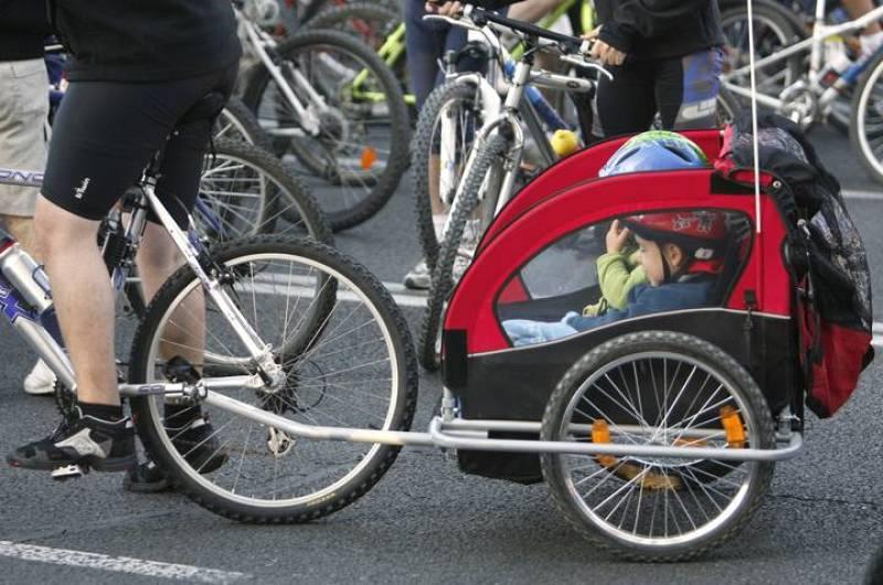 La Fiesta de la Bicicleta, en Madrid