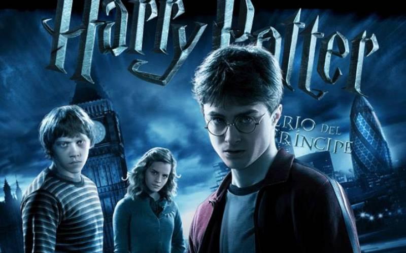 Cartel de 'Harry Potter y el Misterio del Príncipe'