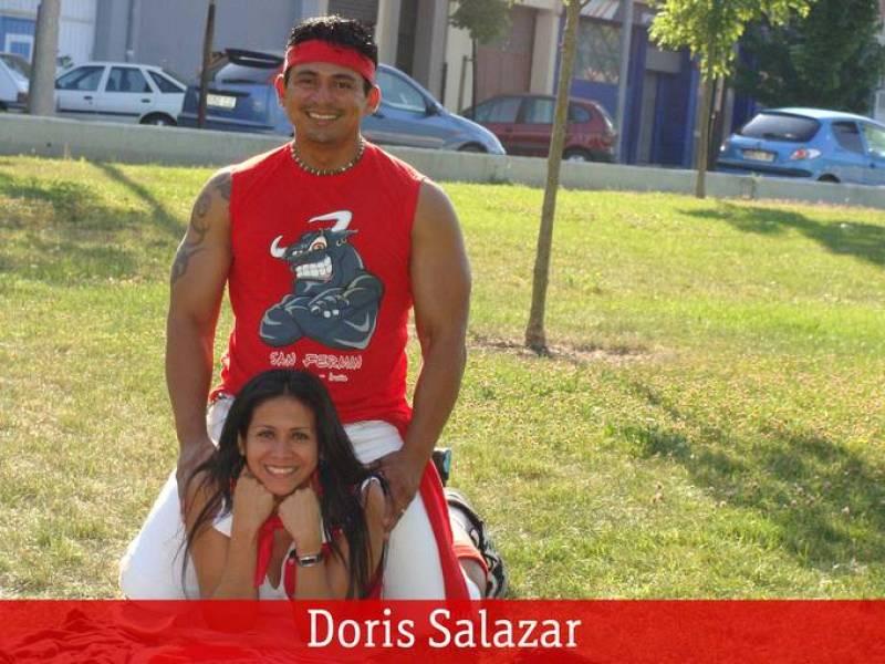 Doris y Pedro