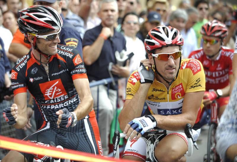 Desde los primeros días, Valverde tenía entre ceja y ceja el adjudicarse el liderato