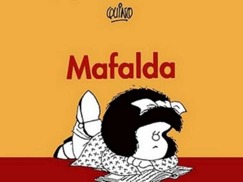 Mafalda, la inmortal creación de Quino