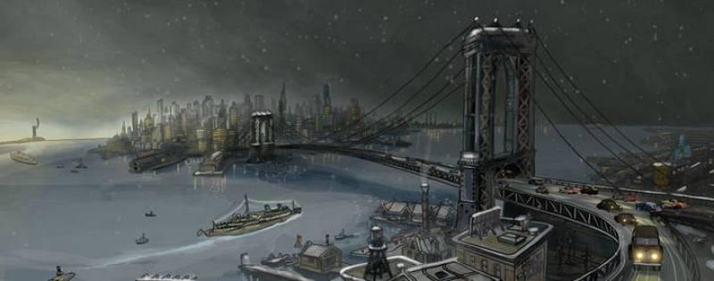 El Nueva York de 'Chico y Rita'